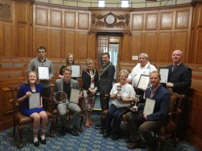 Mayor's Volunteer of the Year Awards