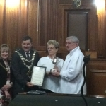 Picture - Mayor's Volunteer of the Year Awards